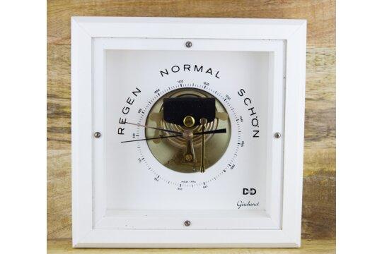 Sehr schönes Zimmerbarometer von Gischard
