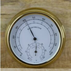 Hygrometer/ Thermometer / Bullauge