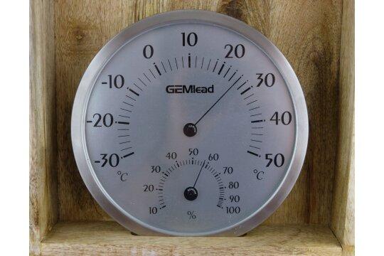 Temperatur- und Luftfeuchtigkeitanzeige