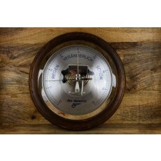 Seltenes Pan American World Airways Werbebarometer