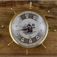 Zimmerbarometer Steuerrat (Made in GDR)