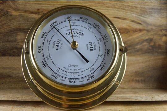 Precisions Barometer von Huger
