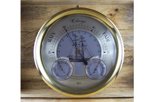 Wetterstation: Barometer Thermometer Hygrometer